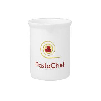 Pasta Chef Pitcher