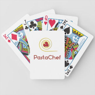Pasta Chef Poker Deck