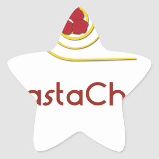 Pasta Chef Star Sticker