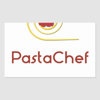 Pasta Chef Sticker