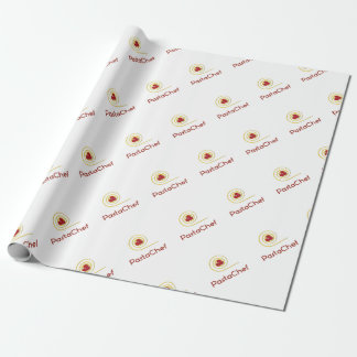 Pasta Chef Wrapping Paper