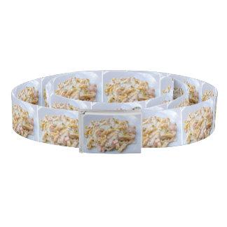 Pasta Custom Food Photo Belt