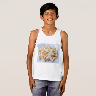 Pasta Custom Food Photo Tank Top