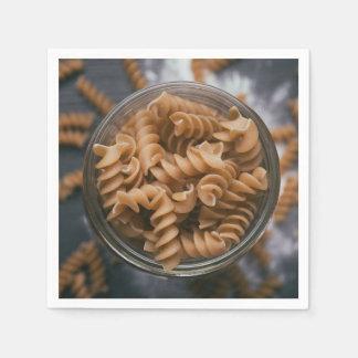 Pasta Jar Paper Napkin