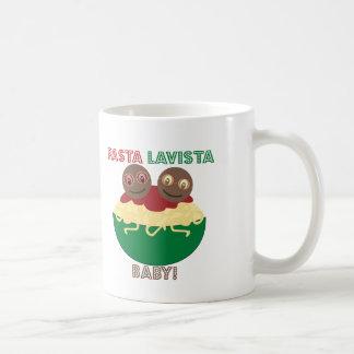 Pasta Lavista, Baby Coffee Mug