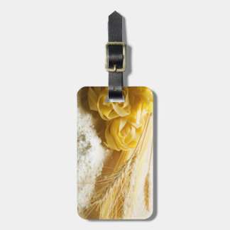 Pasta Luggage Tag