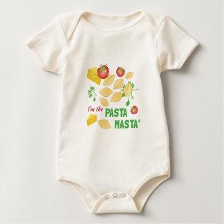 Pasta Masta Baby Bodysuit