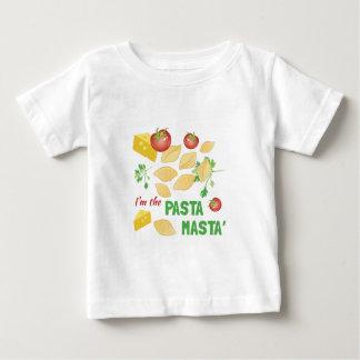 Pasta Masta Baby T-Shirt
