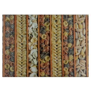 pasta noodles photograph cutting board