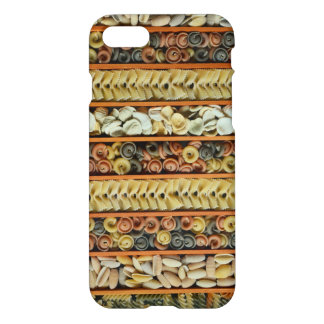 pasta noodles photograph iPhone 8/7 case