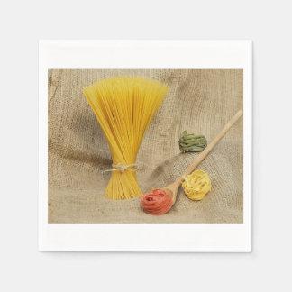 Pasta Paper Napkins