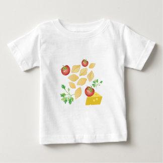 Pasta Shells Baby T-Shirt