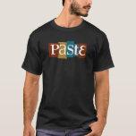 Paste Block Logo Colour T-Shirt