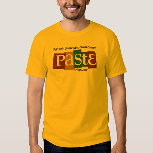 Paste Block Logo Mag and Tag Colour Tees