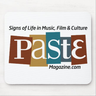 Paste Block Logo Url and Tag Color Mouse Pad