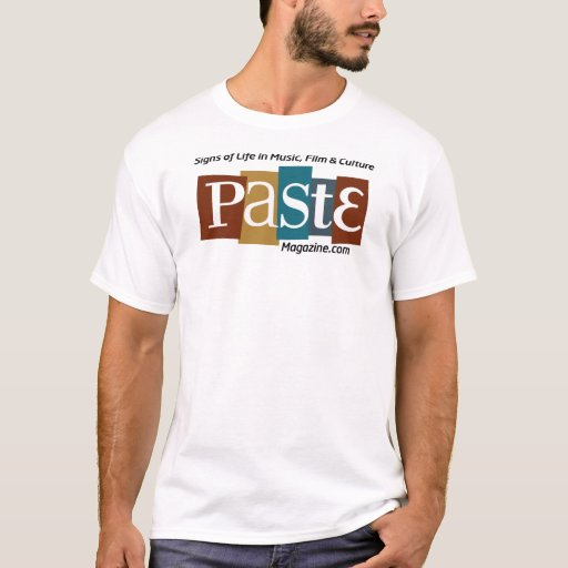 Paste Block Logo Url and Tag Colour T-Shirt