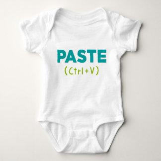 PASTE (Ctrl+V) Copy & Paste Baby Bodysuit