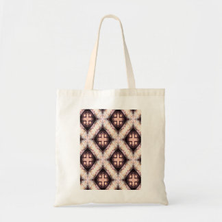 Pastel Abstract Pattern Tote Bag