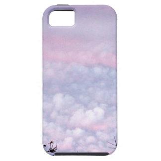 Pastel Autumn Evening Clouds iPhone 5 Cases