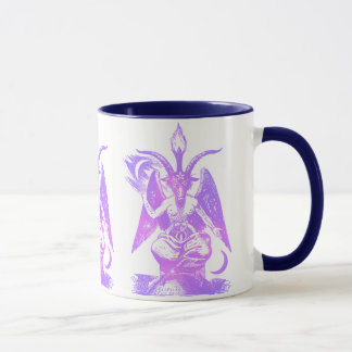 Pastel Baphomet Mug