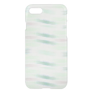 Pastel Blue Wave iPhone 7 Case