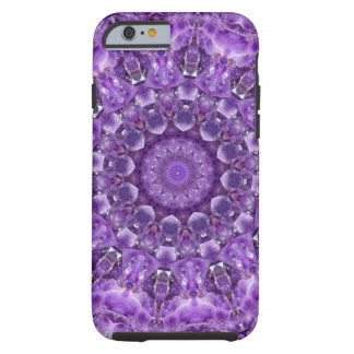 PASTEL BOHEMIAN KALEIDOSCOPIC GEOMETRIC MANDALA TOUGH iPhone 6 CASE