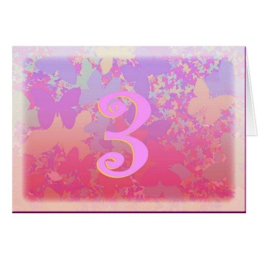 Pastel Butterflies Cards