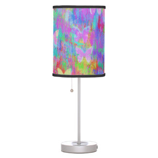 Pastel Butterfly Lamp