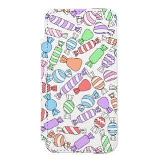 Pastel Candies Case Incipio Watson™ iPhone 5 Wallet Case