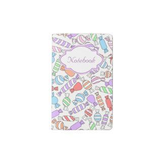 Pastel Candies Notebook