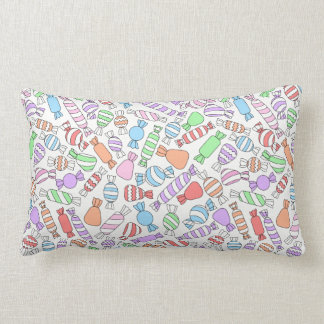Pastel Candies Pillow