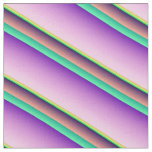 Pastel Candy Stripes Fabric