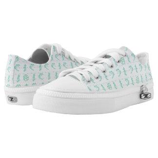 Pastel Capricorn Low Top Shoes