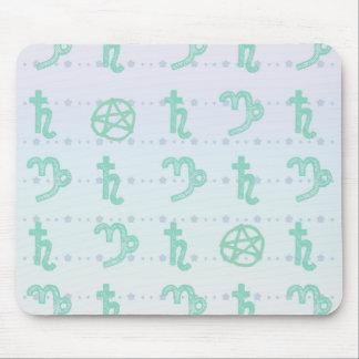 Pastel Capricorn Mousepad