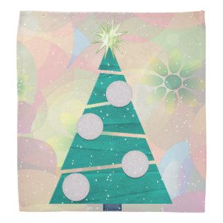 Pastel Christmas HOLIDAY Bandannas