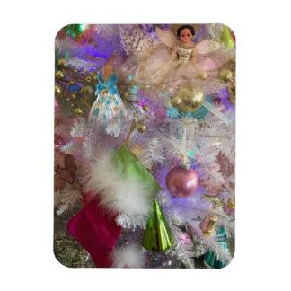 Pastel Christmas Magnet