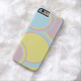 Pastel Circles iPhone 6 Case