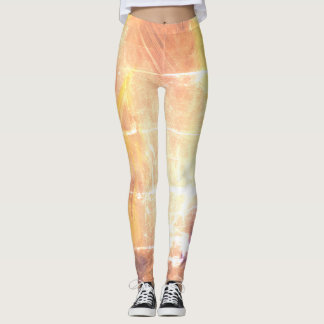Pastel color leggings, delicate desigen leggings