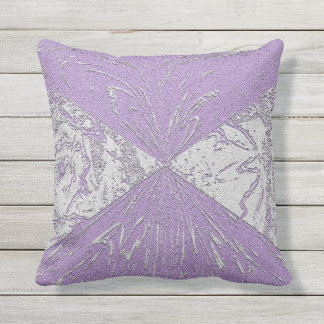 Pastel color outdoor or indoor Pillow