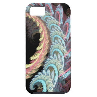 Pastel Color Paisley Fractal Art Design Gifts iPhone 5 Cases
