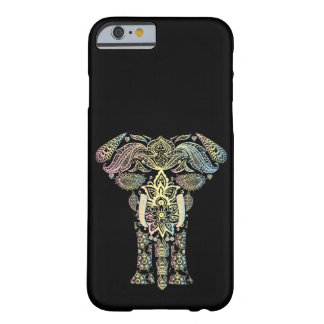 Pastel colorful elephant | barely there iPhone 6 case
