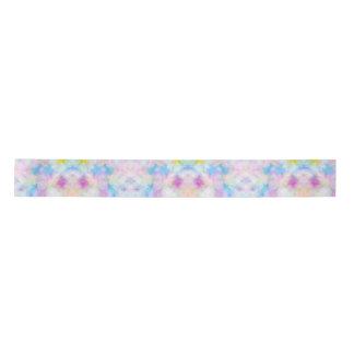 Pastel Colors Abstract Ribbon Satin Ribbon