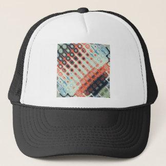 Pastel Colors Pattern Trucker Hat