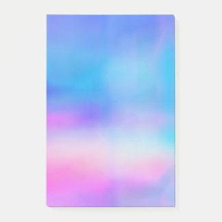 Pastel Cosmic Cloud Post-It Notes