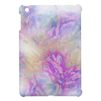 Pastel Crackle iPad Mini Cover