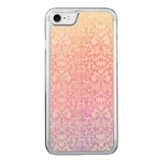 Pastel Damask Sweet Lolita Candy Kawaii Carved iPhone 7 Case