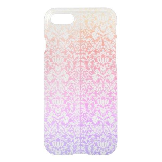 Pastel Damask Sweet Lolita Candy Kawaii iPhone 7 Case