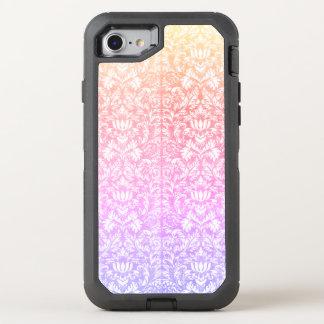 Pastel Damask Sweet Lolita Candy Kawaii OtterBox Defender iPhone 7 Case