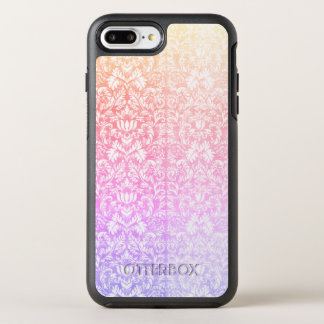 Pastel Damask Sweet Lolita Candy Kawaii OtterBox Symmetry iPhone 8 Plus/7 Plus Case