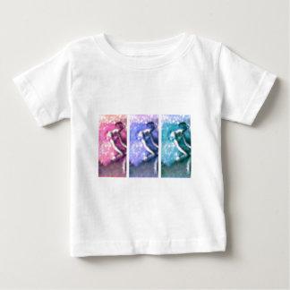 Pastel Dancers Baby T-Shirt